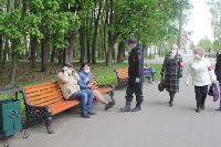 """В Туле проверили соблюдение """"масочного"""" режима, Фото: 4"""