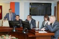 Алексей Дюмин получил знак и удостоверение губернатора Тульской области, Фото: 8