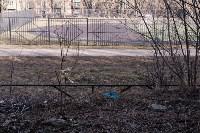 Свалка у школьного стадиона, Фото: 15