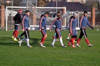 Тульский «Арсенал» готовится к домашней игре с «Сибирью», Фото: 39
