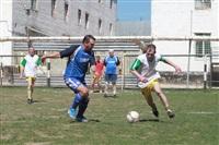 Тульские журналисты сыграли в футбол с зэками, Фото: 49