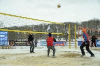 Турнир Tula Open по пляжному волейболу на снегу, Фото: 17
