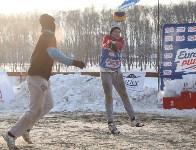 III ежегодный турнир по пляжному волейболу на снегу., Фото: 75