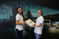 В Туле прошла презентация Mercedes-Benz V-Класс, Фото: 3