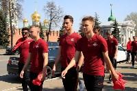 """Футболисты и тренеры """"Спартака"""" гуляют по Туле, Фото: 6"""