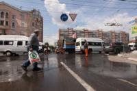 Возле роддома в центре Тулы забил фонтан, Фото: 15