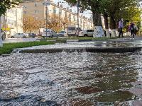 Прорыв водопровода , Фото: 4