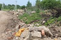 В тульском Заречье жители год добиваются ликвидации ядовитой свалки, Фото: 9