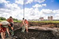 Раскопки на берегу Упы, Фото: 16