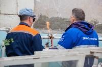 Группа быстрого реагирования УФССП помогла повторно за долги отключить тулячке газ, Фото: 2