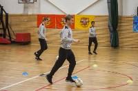 """Мастер-класс молодежки """"Арсенала"""" в Щёкино, Фото: 45"""