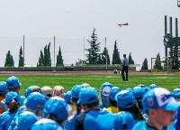 Чемпион мира по авиамодельному спорту из Алексина выступил в «Артеке», Фото: 4