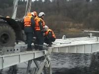 Монтаж моста в Архангельской области, Фото: 22