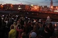 Шоу фонтанов на Упе. 9 мая 2014 года., Фото: 17