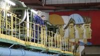 Врио губернатора Тульской области Алексей Дюмин посетил Алексинский химкомбинат, Фото: 2