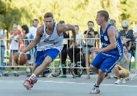 В Центральном парке Тулы определили лучших баскетболистов, Фото: 117