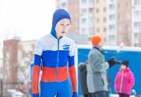 В Туле прошли массовые конькобежные соревнования «Лед надежды нашей — 2020», Фото: 35