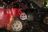 В ДТП на М-2 в Туле пострадали четыре человека, Фото: 14
