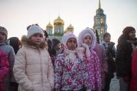 В Тульском кремле открылась новогодняя елка, Фото: 50