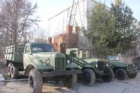 Автомобили восстанавливают в МЧС, Фото: 4