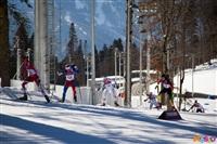 Состязания лыжников в Сочи., Фото: 58
