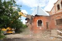 В Плеханово продолжается снос незаконных цыганских построек, Фото: 101