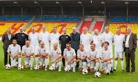 Игра легенд российского и тульского футбола, Фото: 7