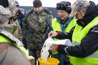 В Туле выбрали лучших рыбаков по ловле на блесну со льда, Фото: 52