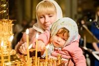 Рождественское богослужение в Успенском соборе Тулы, Фото: 76