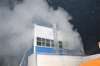 Пожар на складе ОАО «Тулабумпром». 30 января 2014, Фото: 20