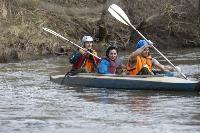 Сотни туристов-водников открыли сезон на фестивале «Скитулец» в Тульской области, Фото: 24