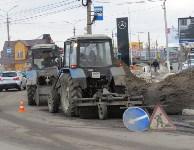 В Туле продолжают ремонтировать дороги, Фото: 1