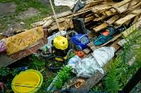 В Плеханово убирают незаконные строения, Фото: 29