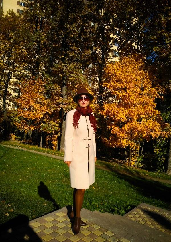 Осень жизни, как и осень года, надо не скорбя благословить ...