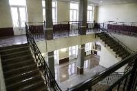 Осмотр стоящегося суворовского училища. 22 августа, Фото: 19