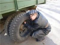 диверсанты портят технику, Фото: 1