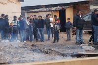 В тульском селе сносят незаконные цыганские постройки, Фото: 41