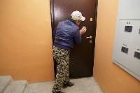 Алексей Дюмин посетил дом в Ясногорске, восстановленный после взрыва, Фото: 15