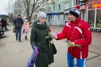 Пролетарский глава Сергей Шестаков поднял тулячкам настроение, Фото: 37