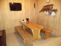 Вояж, баня на дровах, Фото: 2