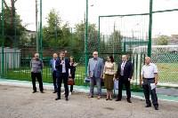 Открытие нового футбольного поля, Фото: 18