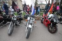 Открытие мотосезона в Новомосковске, Фото: 130