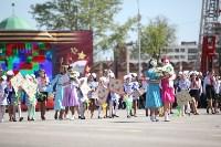 Парад Победы. 9 мая 2015 года, Фото: 121