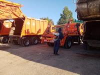 Дезинфекция мусоровозов и контейнеров, Фото: 2
