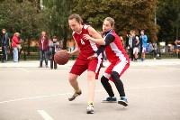 Соревнования по уличному баскетболу. День города-2015, Фото: 42