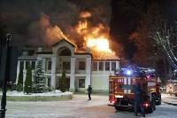 "В Туле загорелся ресторан ""Пётр Петрович"", Фото: 14"