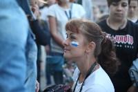 Матч Россия – Хорватия на большом экране в кремле, Фото: 2