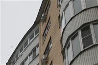 Нечищеная крыша дома №116 по пр-ту Ленина, Фото: 8