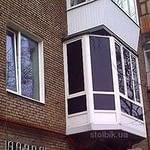 Новый балкон и тёплые окна осенью, Фото: 10