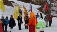 Туляки отпраздновали горнолыжный карнавал, Фото: 22
